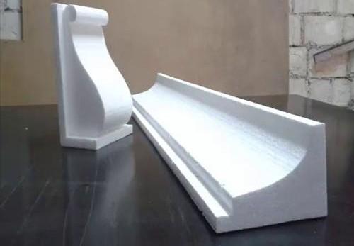 Оборудование для изготовления декора из пенопласта
