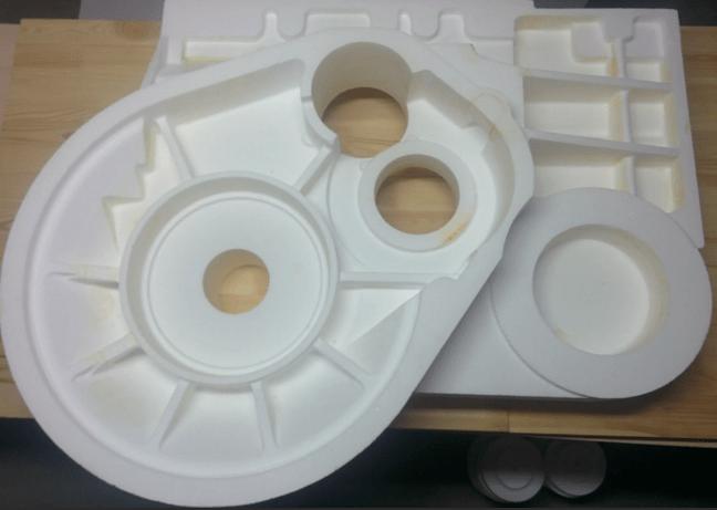 Матрицы для формовки пенопласта