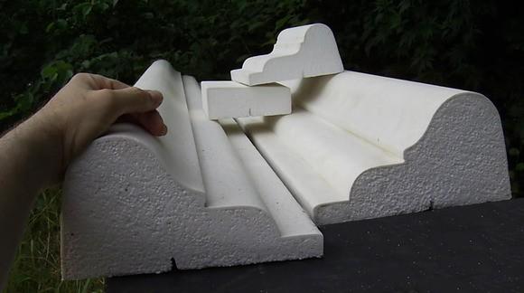 Оборудование для декора из пенопласта
