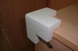 Защитная упаковка для мебели