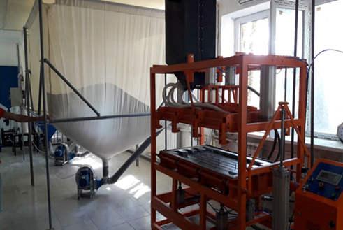 Линия для производства термопанелей фасадных