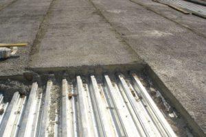 пенополистирол в бетоне