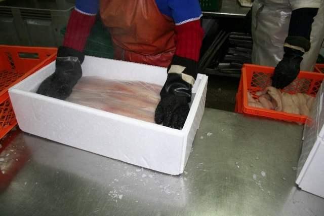 Термоконтейнеры для рыбы
